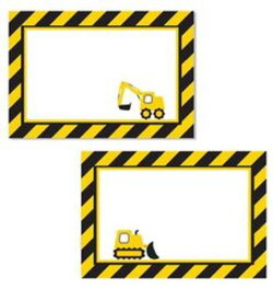 construction clipart birthday