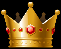 crown clip transparent background