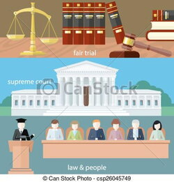 court clipart court trial