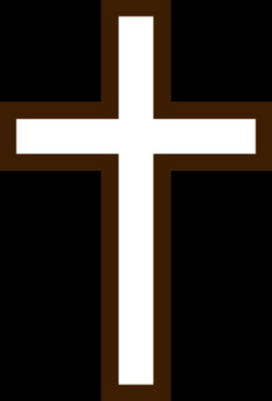 cross clipart transparent background