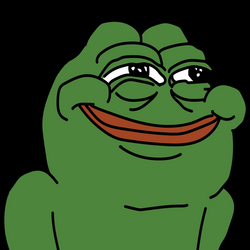 Happy Pepe transparent PNG - StickPNG