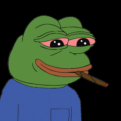 Stoned Pepe PNG - PHOTOS PNG