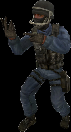 GIGN Counter-Terrorist | Zombie Escape Wiki | FANDOM powered by Wikia
