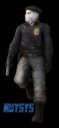 CSGO Terrorist Render by. MySyS by MScorpion55 on DeviantArt