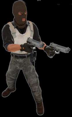 Image - P elite t csgo.png | Counter-Strike Wiki | FANDOM powered by ...