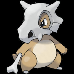 Cubone (Pokémon) - Bulbapedia, the community-driven Pokémon encyclopedia