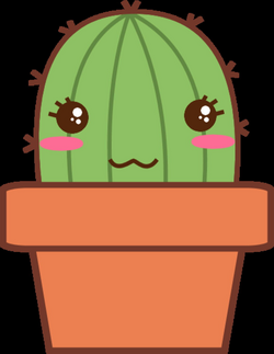 Drawing Cactus Kawaii Picture 1350852 Drawing Cactus Kawaii