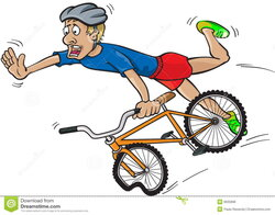 cycling clipart car bike