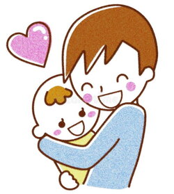 dad clipart dad baby