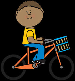 28+ Collection of Kids Bike Riding Clipart | High quality, free ...