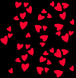 Valentines Day PNG Hearts Decor Clipart Picture | Gallery ...
