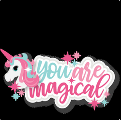 Unicorn Cute unicorn svg cut file scrapbook cut file cute clipart ...