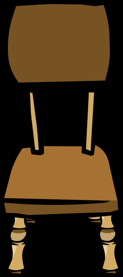 Image - Dinner Chair.PNG | Club Penguin Wiki | FANDOM powered by Wikia