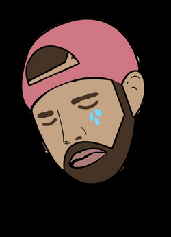 Drake Crying Meme by sampoozi-art on DeviantArt