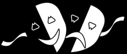 File:Theatre Masks PNG.png - Wikimedia Commons