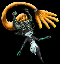 midna drawing draw