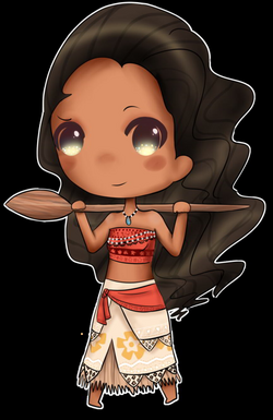 Moana Chibi by Hamsterkitty on DeviantArt
