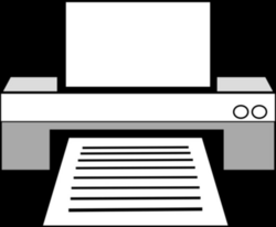 Vinyl cutter Plotter Computer Icons Download Printer free commercial ...