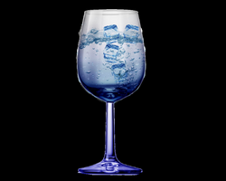 GLASS OF WATER PNG by Moonglowlilly on DeviantArt