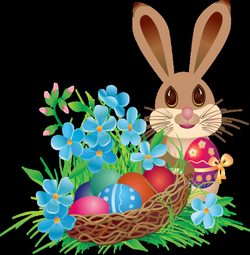 easter png | Easter-Bunny-with-Basket.png#Easter%20bunny%20with ...
