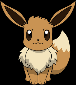 Eevee Sitting PNG by ProteusIII.deviantart.com on @DeviantArt ...