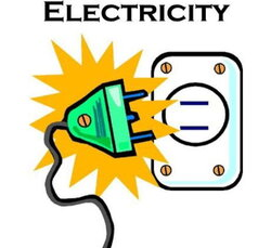 word clipart electricity