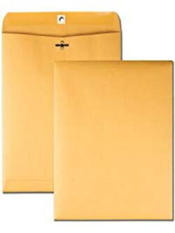 envelope clipart folder manila