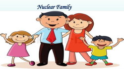 extended clipart nuclear family