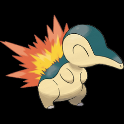 Image - Cyndaquil.png | Nintendo | FANDOM powered by Wikia