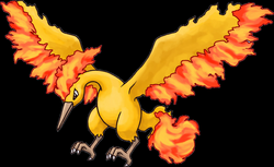 Image - 146Moltres Pokemon Mystery Dungeon Red and Blue Rescue Teams ...