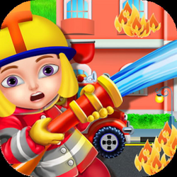 firefighter clipart bumbero