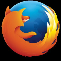 browser drawing firefox