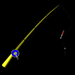 Fishing Rod Clipart transparent PNG - StickPNG