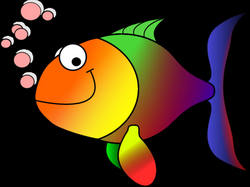 Fish Without Background Clipart