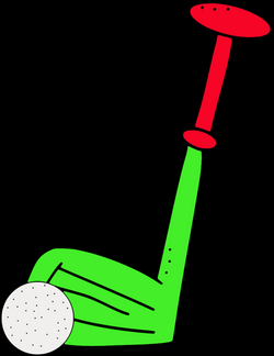 Golf Flag Clip Art Png 61662 | MOVIEWEB
