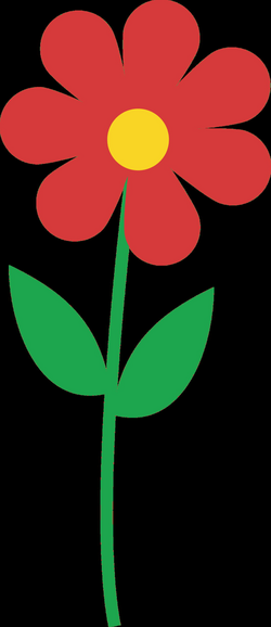Cartoon Flower Clipart at GetDrawings.com | Free for personal use ...