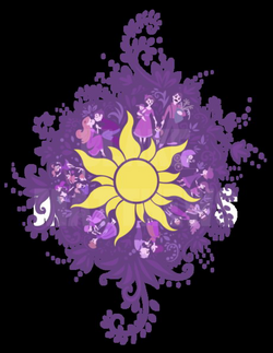 flower chalk art png