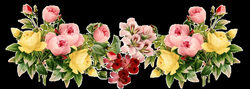 Vintage flowers border png #33539 - Free Icons and PNG Backgrounds