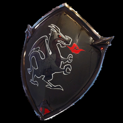 Fortnite Battle Royale Shield Black knight - shield 512*512 ...