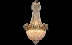 french chandelier png