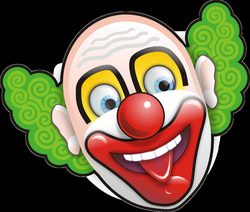 Images of Circus Clown Png - #SpaceHero