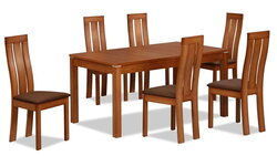 furniture clipart dinner table