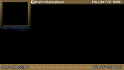 TWITCH OVERLAYS / YOUTUBE OUTRO