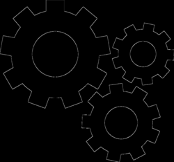 Mechanical Gears Svg Png Icon Free Download (#67879 ...