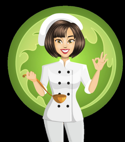 Free Female Cooking Cliparts, Download Free Clip Art, Free Clip Art ...