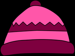 gloves clipart hat wooly