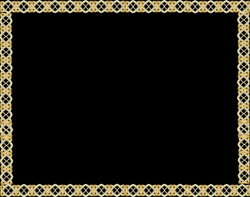 Golden border png #39730 - Free Icons and PNG Backgrounds