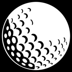 golf ball clip art png
