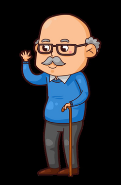 grandfather clip art is | Clipart Panda - Free Clipart Images