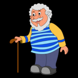 Grandfather PNG Images Transparent Free Download | PNGMart.com